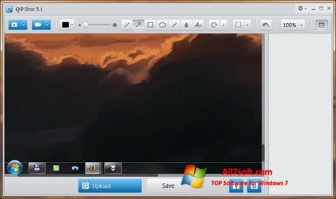 Captura de pantalla QIP Shot para Windows 7
