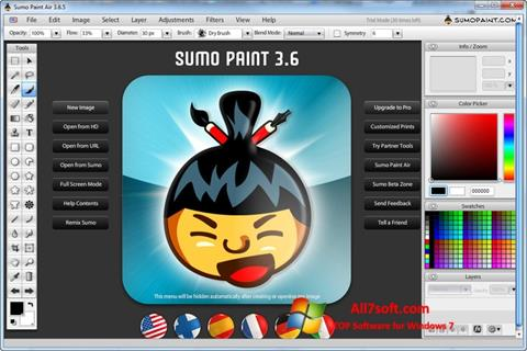 Captura de pantalla SUMo para Windows 7