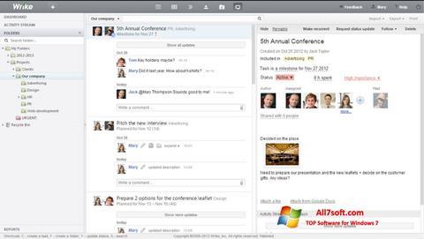 Captura de pantalla Project Expert para Windows 7