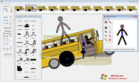 Captura de pantalla Pivot Animator para Windows 7