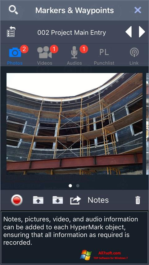 Captura de pantalla TurboSite para Windows 7
