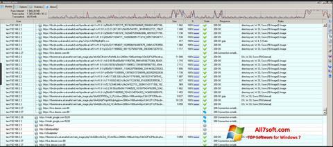 Captura de pantalla HandyCache para Windows 7