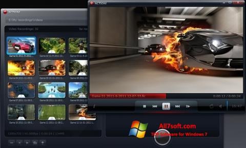 Captura de pantalla Action! para Windows 7