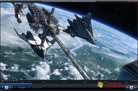 Captura de pantalla Light Alloy para Windows 7