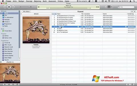 Captura de pantalla Tunatic para Windows 7