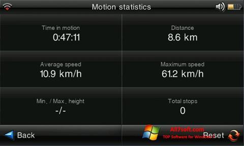Captura de pantalla VisiCon para Windows 7