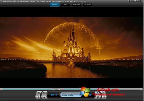 Captura de pantalla Kantaris Media Player para Windows 7
