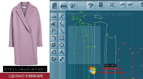 Captura de pantalla RedCafe para Windows 7