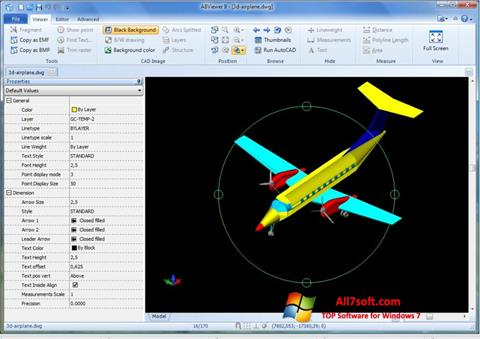 Captura de pantalla ABViewer para Windows 7